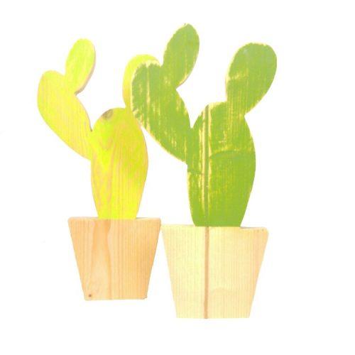 handgemaakte cactus