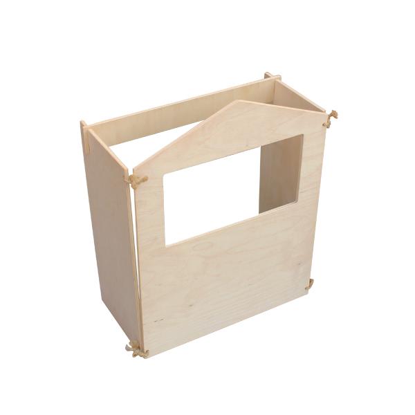 poppenkast klein voor op tafel