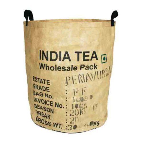 teabasket large van superwaste
