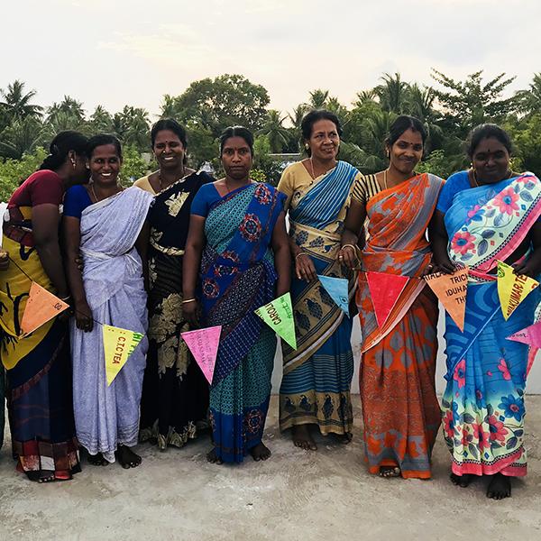 de makers van de partea vlaggenlijn in India