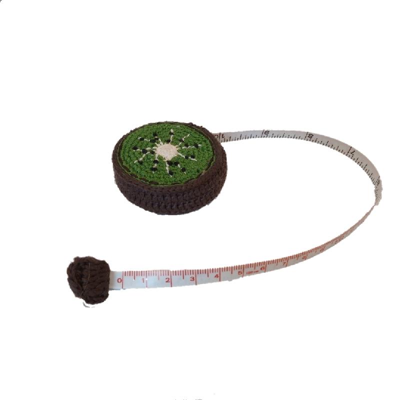 meetlint in de vorm van kiwi