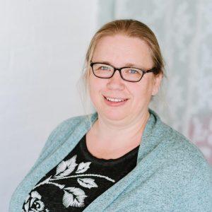 Sandra Tesselaar door Lisenka l'Ami